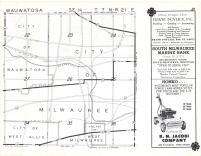 Map Image 018, Milwaukee County 1961